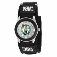 Boston Celtics Black Rookie Kids Watch