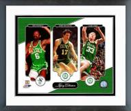 Boston Celtics Legacy Collection Framed Photo