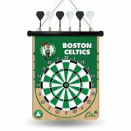 Boston Celtics Magnetic Dart Board