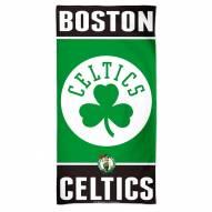 Boston Celtics McArthur Beach Towel