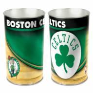 Boston Celtics Metal Wastebasket