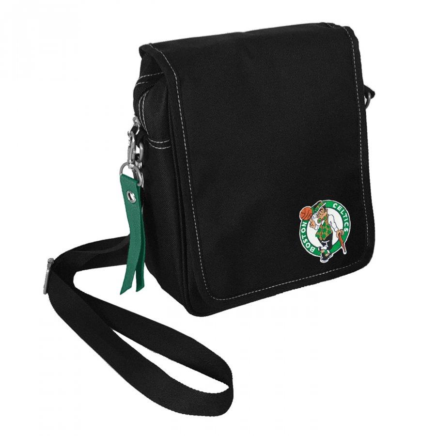 Boston Celtics Ribbon Satchel