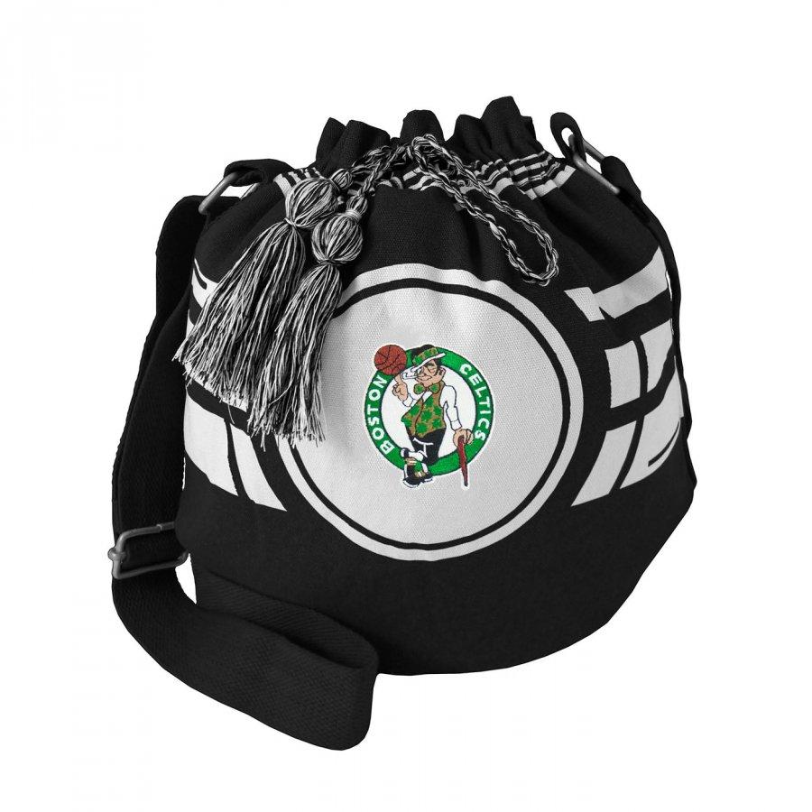 Boston Celtics Ripple Drawstring Bucket Bag