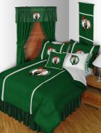 Boston Celtics Sidelines Bed Comforter