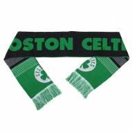 Boston Celtics Split Logo Reverse Scarf