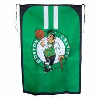 Boston Celtics Team Fan Flag
