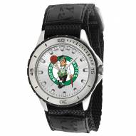 Boston Celtics Veteran Velcro Mens Watch