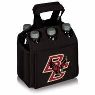 Boston College Eagles Black Six Pack Cooler Tote