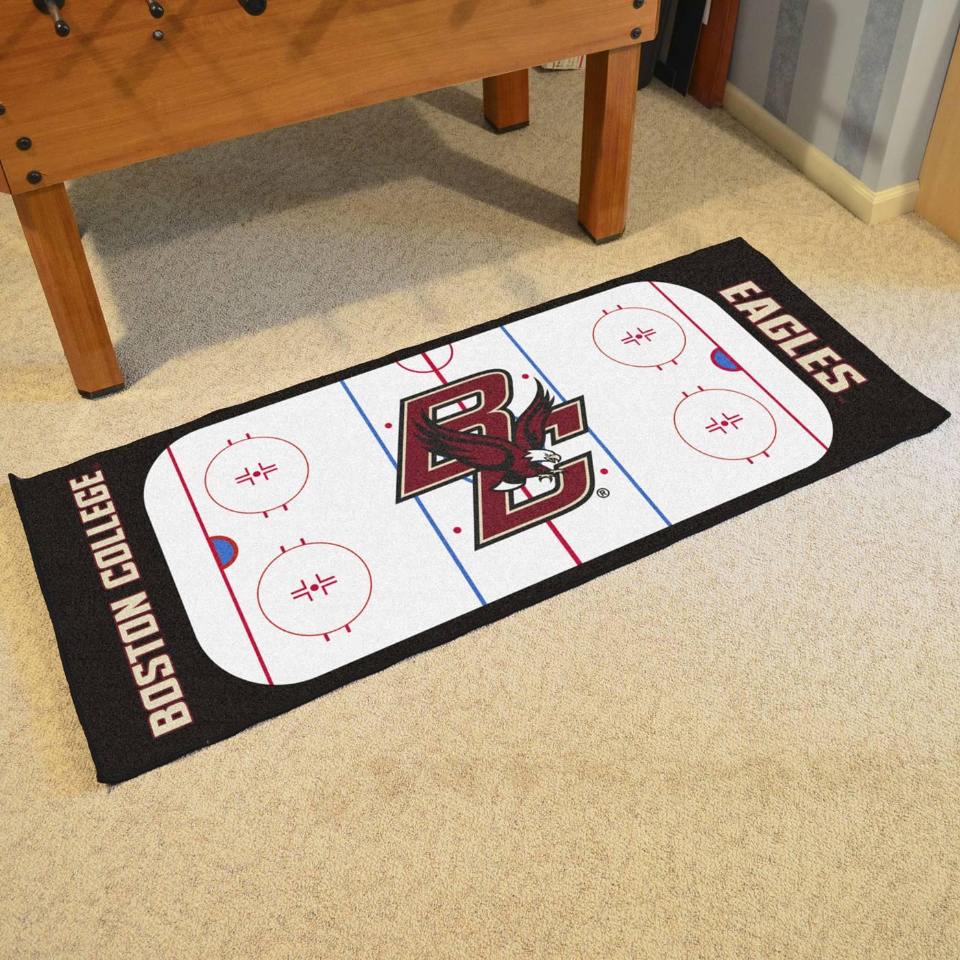 Boston College Eagles Hockey Rink Runner Mat