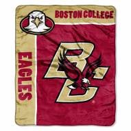 Boston College Eagles School Spirit Raschel Throw Blanket