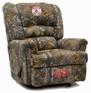 Boston Red Sox Big Daddy Camo Recliner