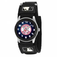 Boston Red Sox Black Rookie Kids Watch