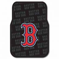 Boston Red Sox Car Floor Mats