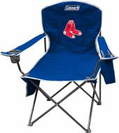 Boston Red Sox Coleman XL Cooler Quad Chair