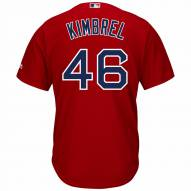 Boston Red Sox Craig Kimbrel Replica Scarlet Alternate Baseball Jersey