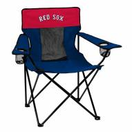 Boston Red Sox Elite Tailgating Chair