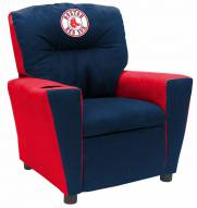 Boston Red Sox Fan Favorite Tween Recliner