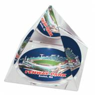 Boston Red Sox Fenway Park Crystal Pyramid