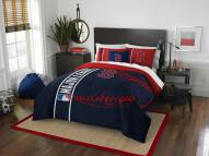 Boston Red Sox Full Comforter & Sham Set