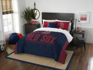 Boston Red Sox Grand Slam Full/Queen Comforter Set