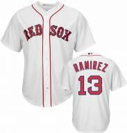 Boston Red Sox Hanley Ramirez Replica Home Baseball Jersey