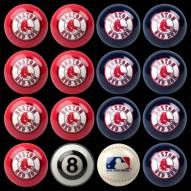 Boston Red Sox MLB Home vs. Away Pool Ball Set