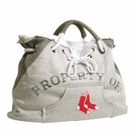 Boston Red Sox Hoodie Tote Bag