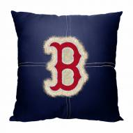 Boston Red Sox Letterman Pillow