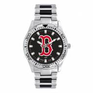 Boston Red Sox Men's Heavy Hitter Watch