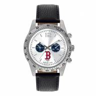 Boston Red Sox Men's Letterman Watch