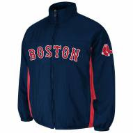 Boston Red Sox Navy Double Climate Jacket
