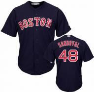 Boston Red Sox Pablo Sandoval Replica Navy Baseball Jersey