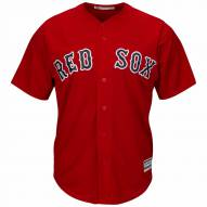 Boston Red Sox Replica Scarlet Alternate Baseball Jersey
