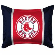 Boston Red Sox Sidelines Pillow Sham