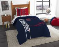 Boston Red Sox Soft & Cozy Twin Bed in a Bag