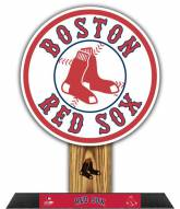 Boston Red Sox Team Logo Standz Photo Sculpture