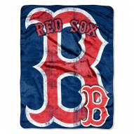 Boston Red Sox Triple Play Throw Blanket