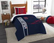 Boston Red Sox Twin Comforter & Sham Set