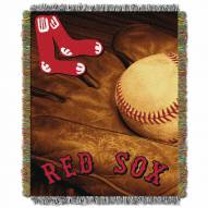 Boston Red Sox Vintage Throw Blanket