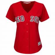 Boston Red Sox Women's Replica Scarlet Alternate Baseball Jersey