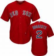 Boston Red Sox Xander Bogaerts Replica Scarlet Alternate Baseball Jersey