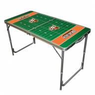 Bowling Green Falcons Outdoor Folding Table