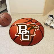 "Bowling Green State Falcons ""BG"" Basketball Mat"