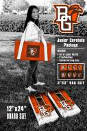 Bowling Green State Falcons Junior Cornhole Game Set
