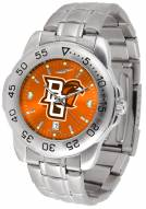 Bowling Green State Falcons Sport Steel AnoChrome Men's Watch