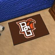 "Bowling Green State Falcons ""BG"" Starter Rug"
