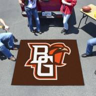 "Bowling Green State Falcons ""BG"" Tailgate Mat"