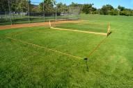 "Bownet 18' x 2'9"" Soccer Tennis Net"