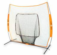 Bownet Portable Baseball / Softball Big Mouth Hitting Net