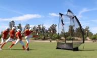 Bownet Solo Kicker Pro Football Kicking Net